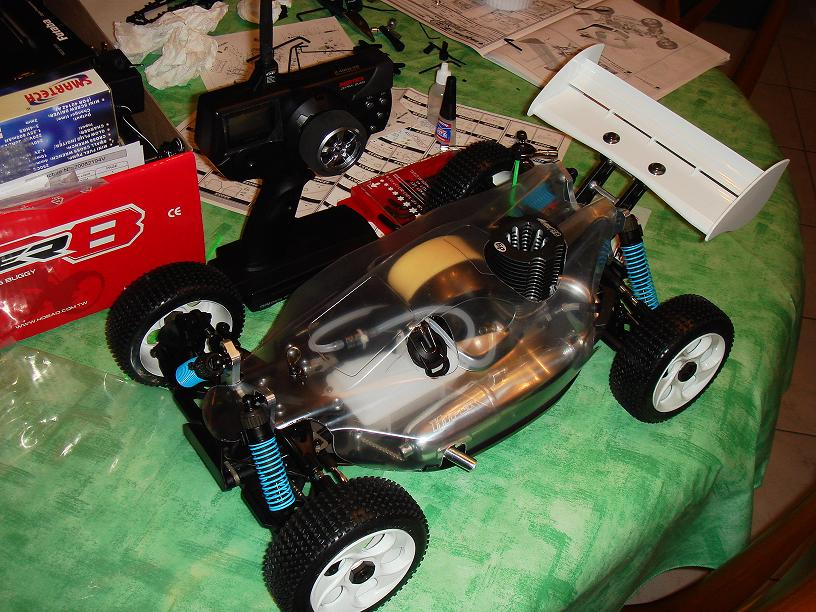 Mon HYPER 8 Pro, moteur 4.6 cm3 Image11